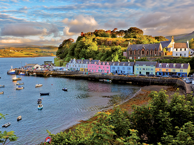 Image Europe Angleterre Ecosse Ile de Skye