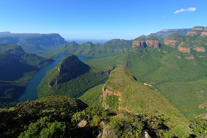 image Afrique Sud Mpumalanga Blyde River Canyon  it