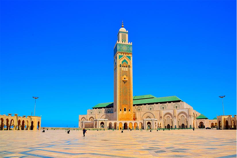 image Afrique du Nord Maroc Casablanca