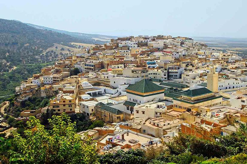 image Afrique du Nord Maroc Meknes