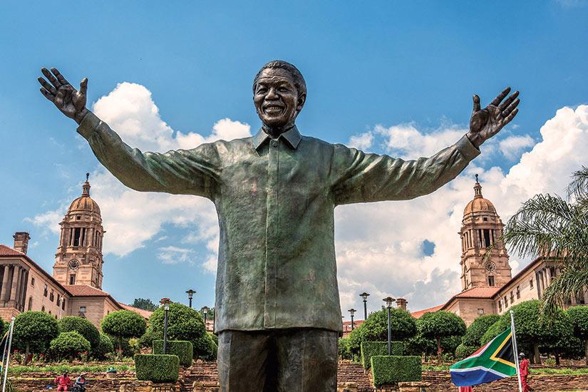 image Afrique du Sud Nelson Mandela  fo