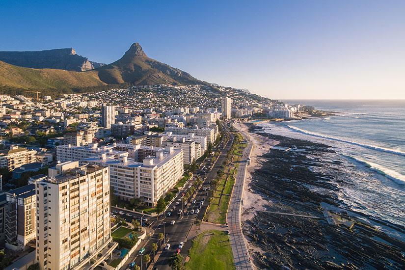 image Afrique du sud Cape Town panorama  fo