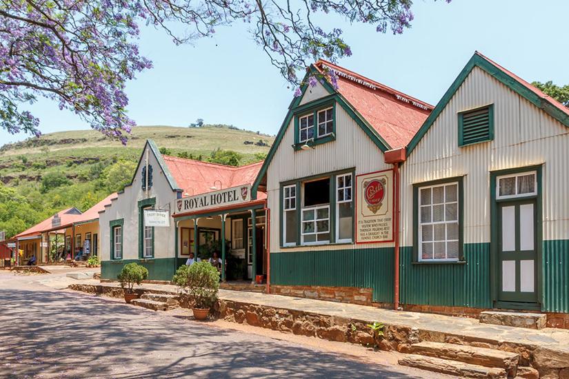 image Afrique du sud Pilgrims Rest