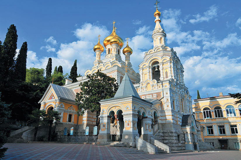 image Bulgarie Sofia Cathedrale Alexander Nevsky  fo