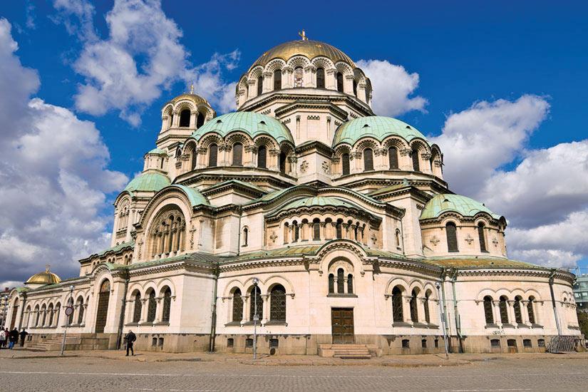 image Bulgarie Sofia Cathedrale Alexandre Nevski  it