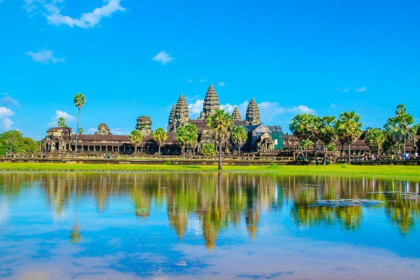 image Cambodge Angkor Watt temple  it