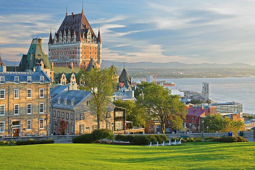 image Canada Quebec panorama  it