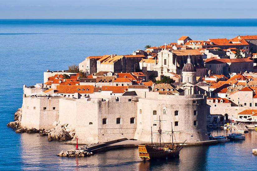 image Croatie Dubrovnik
