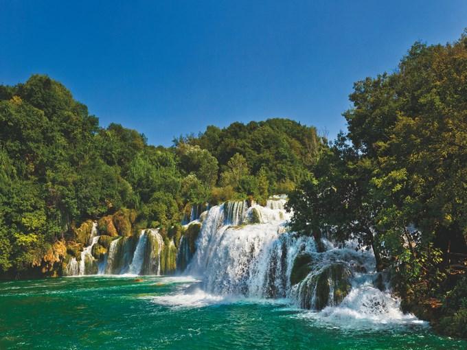 image Croatie krka chutes d eau
