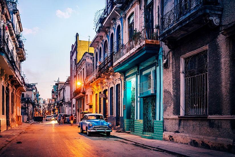 image Cuba Havane Vieille voiture  it