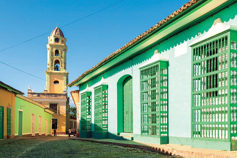 image Cuba Trinidad Rue Province de Sancti Spiritus  it