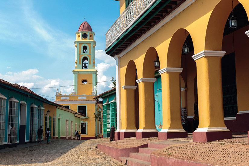 image Cuba Trinidad iconic et belle tour  fo