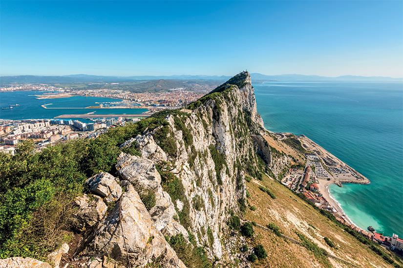 image Espagne Rocher de Gibraltar 10 as_207624501