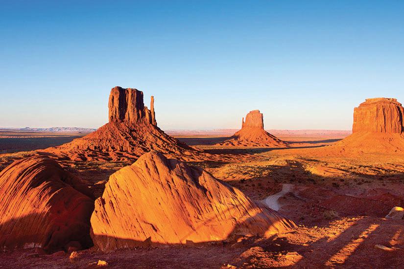 image Etats Unis Arizona Monument Valley  fo