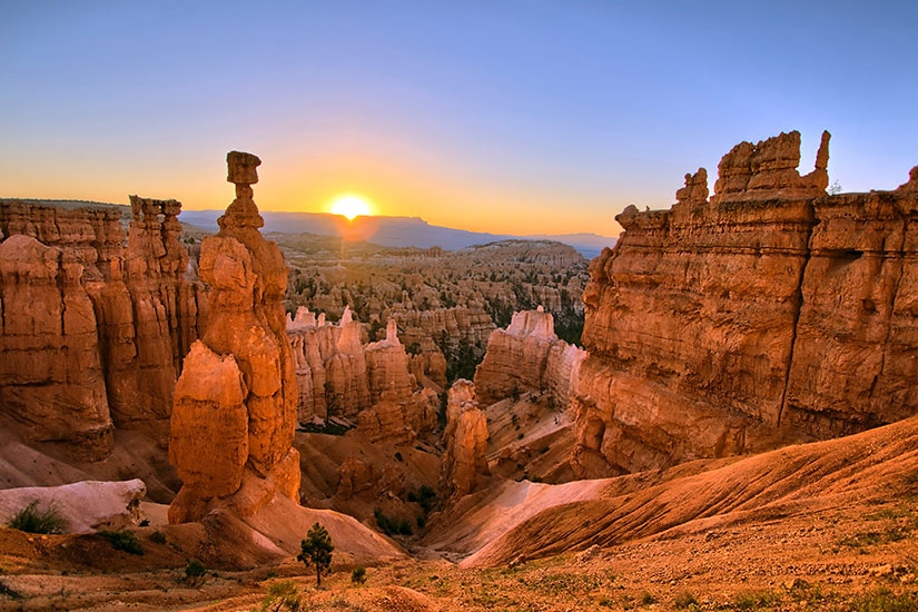 image Etats Unis Bryce Canyon  it