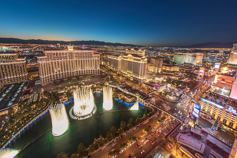 image Etats Unis Las Vegas Panorama  it