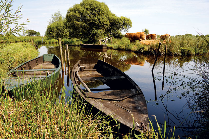 image France guerande bateau