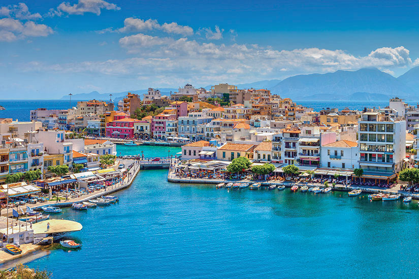 image Grece crete Agios Nikolaos  it