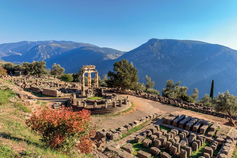 image Grece delphes temple ancien 69 as_97181110