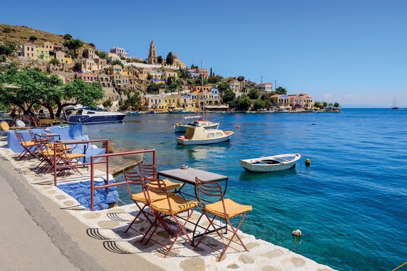 image Grece dodecanese symi bord eau pittoresque ile grecque 42 as_129023124