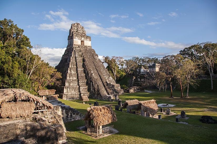 image Guatemala Tikal El Gran Jaguar temple  it