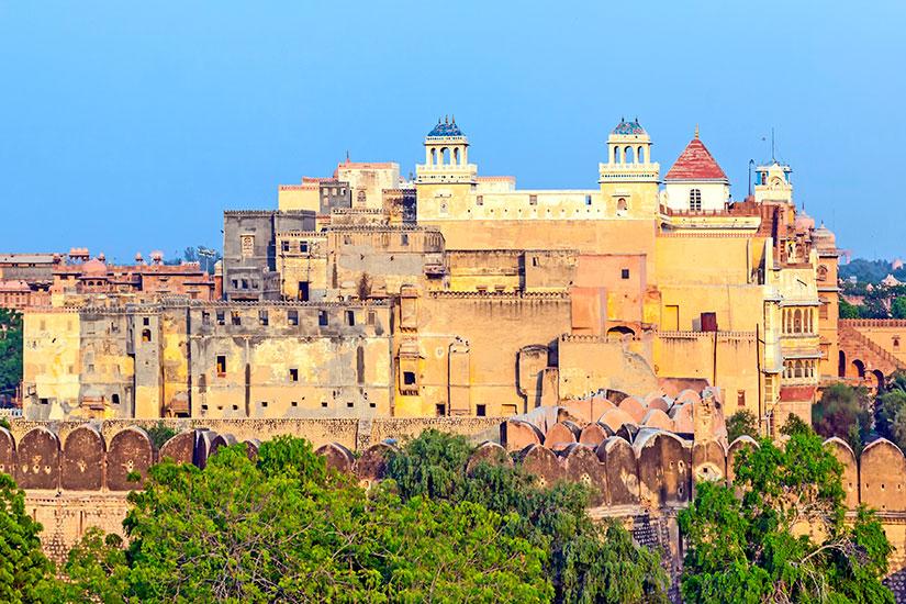 image Inde Bikaner Palais Maharadjah Junagarh Fort  it