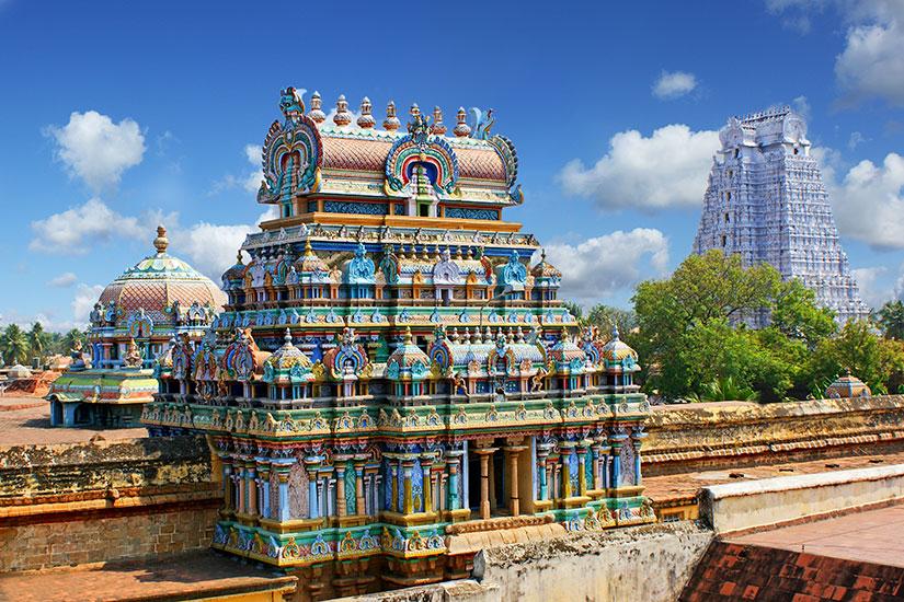 image Inde Madurai temple  fo