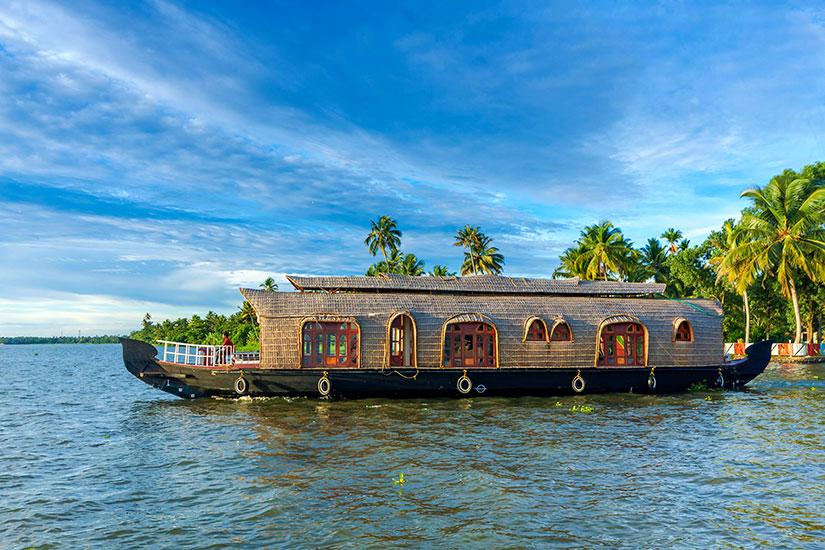 image Inde Peniche Kerala Backwaters  fo