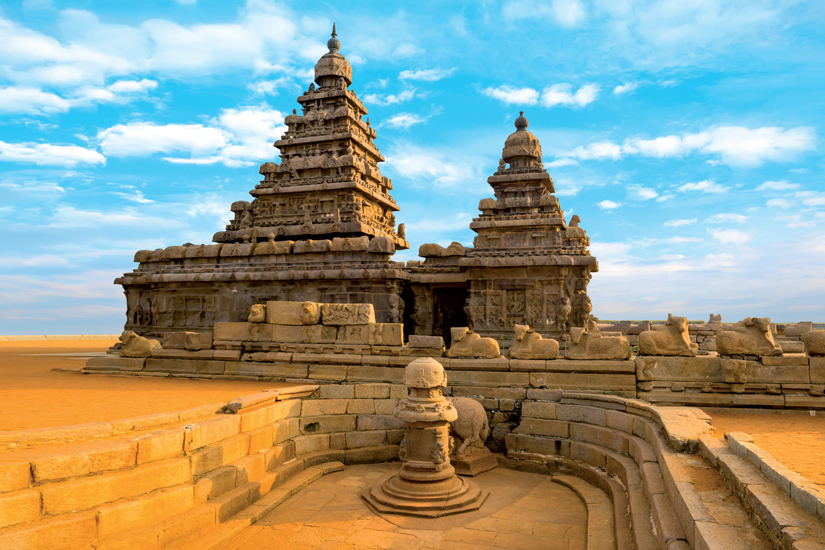 image Indie mahabalipuram monolithique celebre shore temple patrimoine mondial 85 fo_117581268