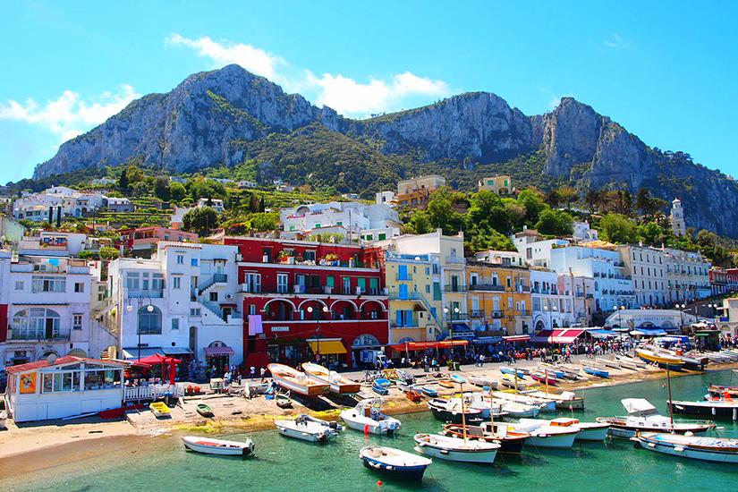 image Italie Capri