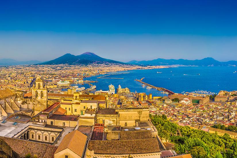 image Italie Naples panorama  it