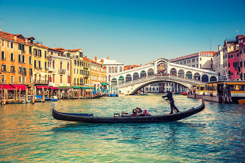 image Italie Venise Pont du Rialto  it