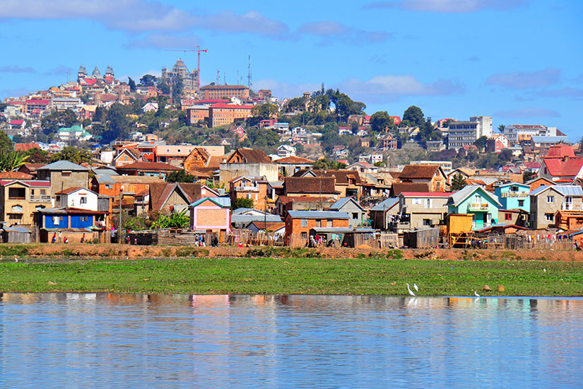image Madagascar Antananarivo Lac Masay  it