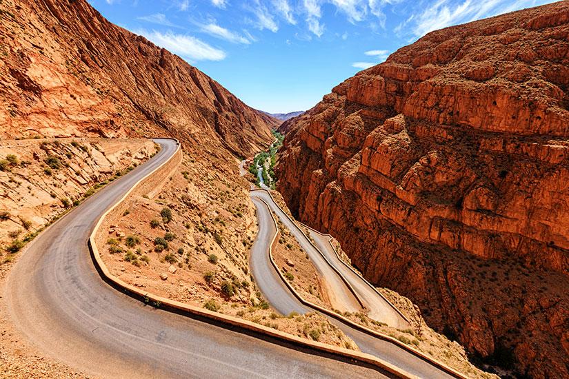 image Maroc Gorges Todra  it