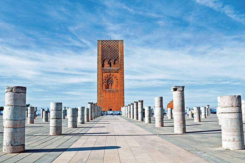 image Maroc Marrakech mosquee hassan II  it