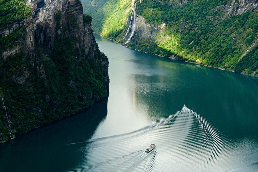 image Norvege Fjord Geirangerfjord  it