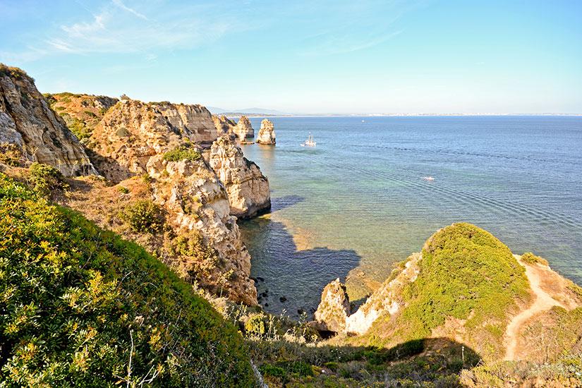 image Portugal Algarve Ponta Piedade Lagos  it