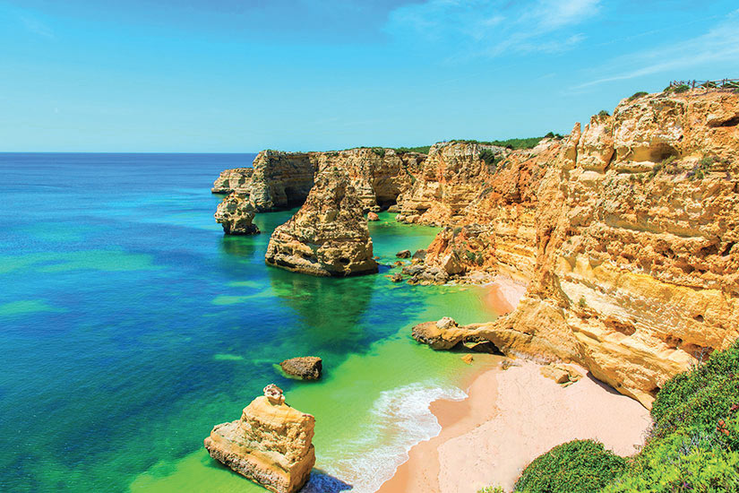 image Portugal Algarve Praia da Marinha  it