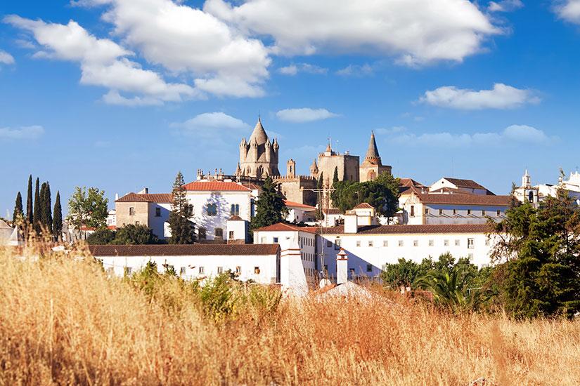 image Portugal Evora cathedrale  fo