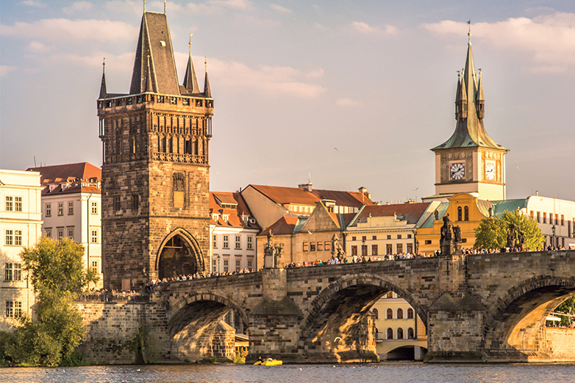 image Republique Tcheque Prague Pont Charles as_230058843