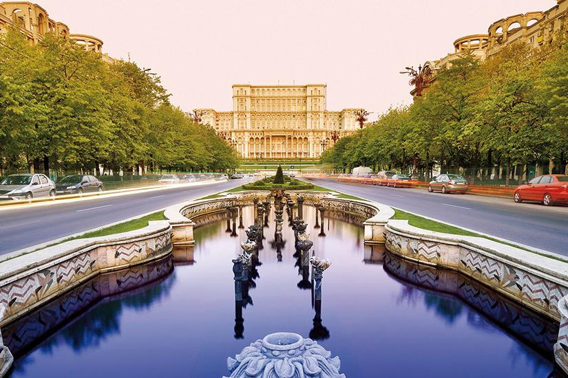 image Roumanie Bucarest