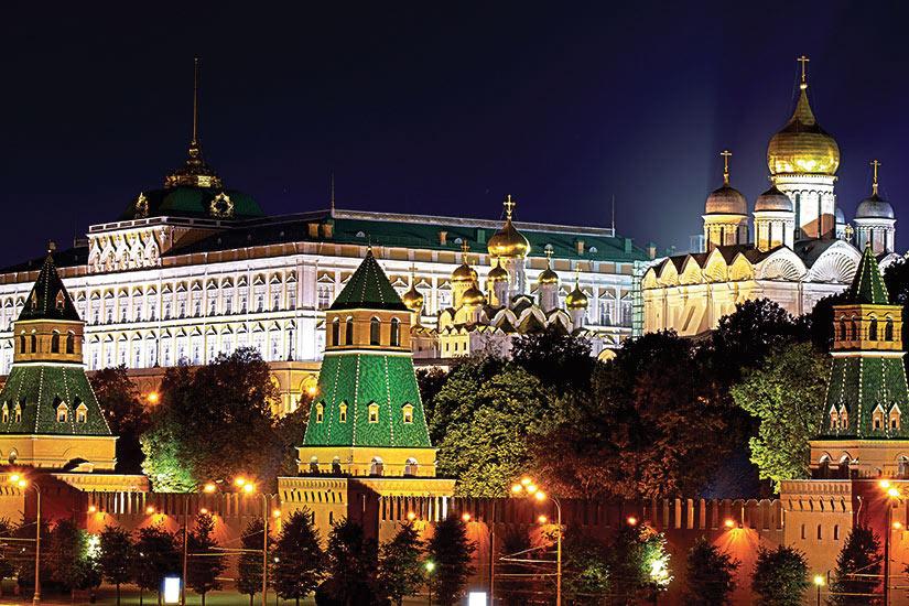 image Russie Moscou Kremlin  fo