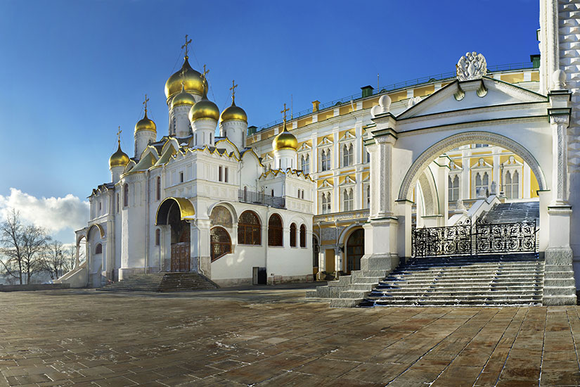 image Russie Moscou cathedrale Kremlin  it
