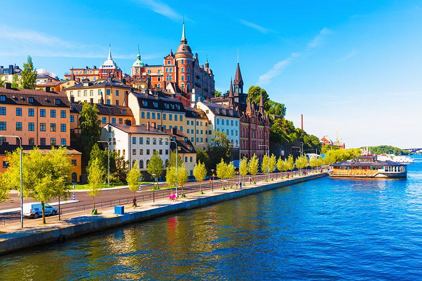 image Suede Stockholm Vieille ville  it