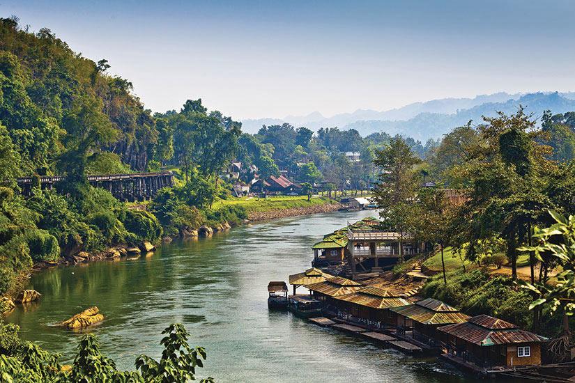 image Thailande Riviere Kwai  it