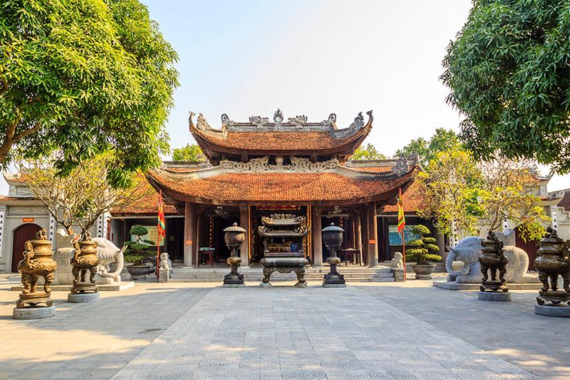 image Vietnam Hanoi temple  it