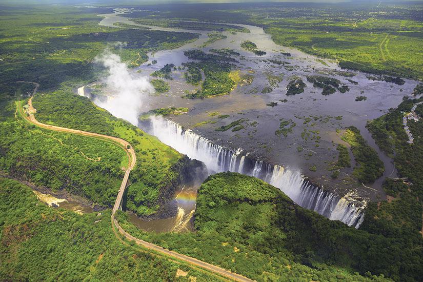 image Zimbabwe Victoria chutes  it