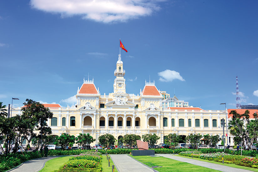 image vietnam ho chi minh hotel ville  it