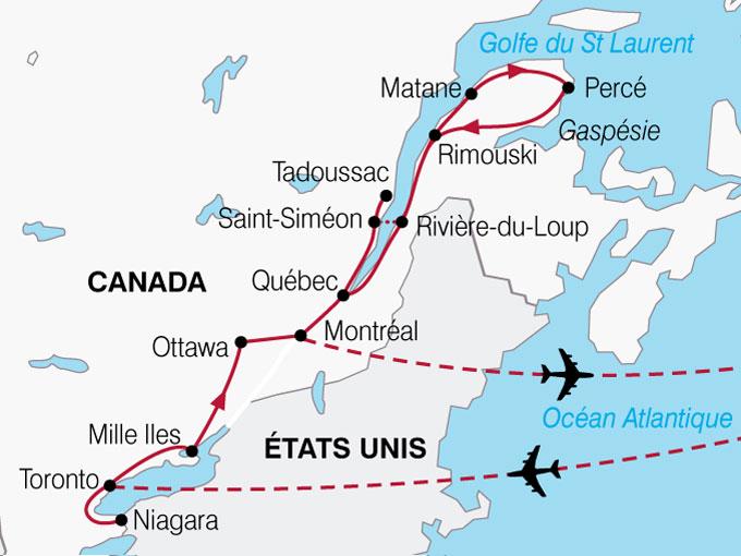 Carte Canada Est Detaillee.Carte Canada Gaspesie Mismis