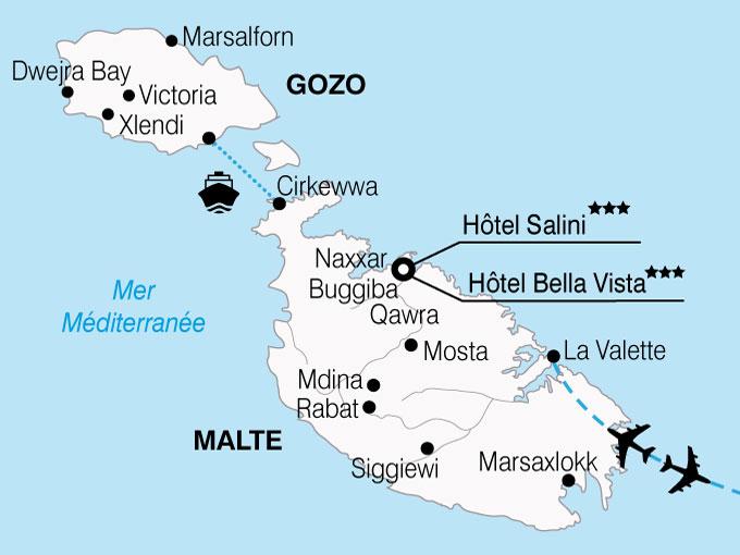 office de tourisme malte
